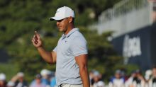 Koepka takes 2-shot lead at PGA and goes for another major