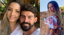 'Viviane Araújo vive de mídia baseada em barraco', diz atual namorada de Radamés