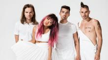 Review: DNCE Shed Jonas Brother's Past on Sexy, Silly Debut