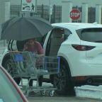 Dickinson prepares as Tropical Storm Imelda makes landfall