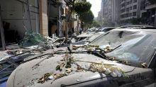 """""""Esplosione Beirut ha creato cratere del diametro di 124 metri"""""""
