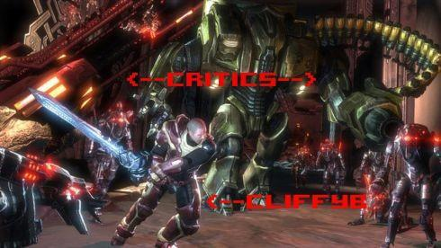 'CliffyB' defends Too Human from critics