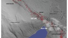 BGM Intersects 17.55 G/T Au Over 6.20 Metres at Valley Zone