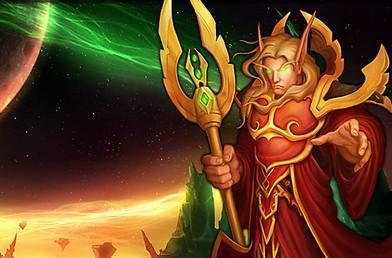 Phat Loot Phriday: Golden Staff of the Sin'dorei