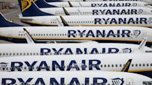 Ryanair Taps U.K. Loan Program, Digs In for Slow Recovery