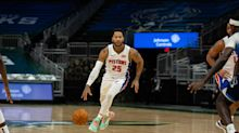 Detroit Pistons guard Derrick Rose appears in rumor mill, will return to court vs. Cavaliers