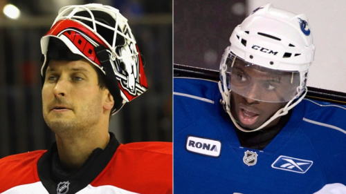 AHLers Leighton, Subban would 'jump' at chance to play Olympic hockey