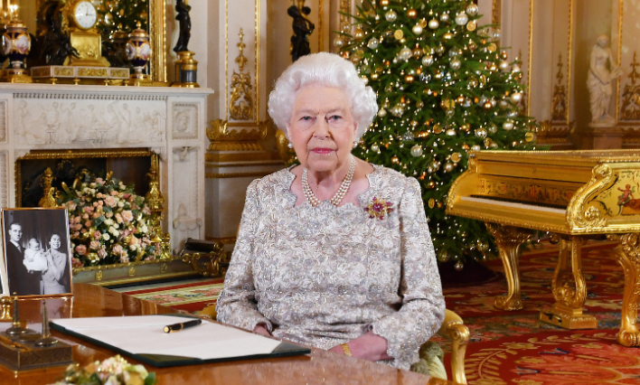 The Queen's strict Christmas ritual revealed including menus written in French and a 'strong' martini