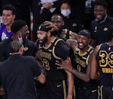 Anthony Davis stands tall under pressure to deliver Game 2 win to Lakers