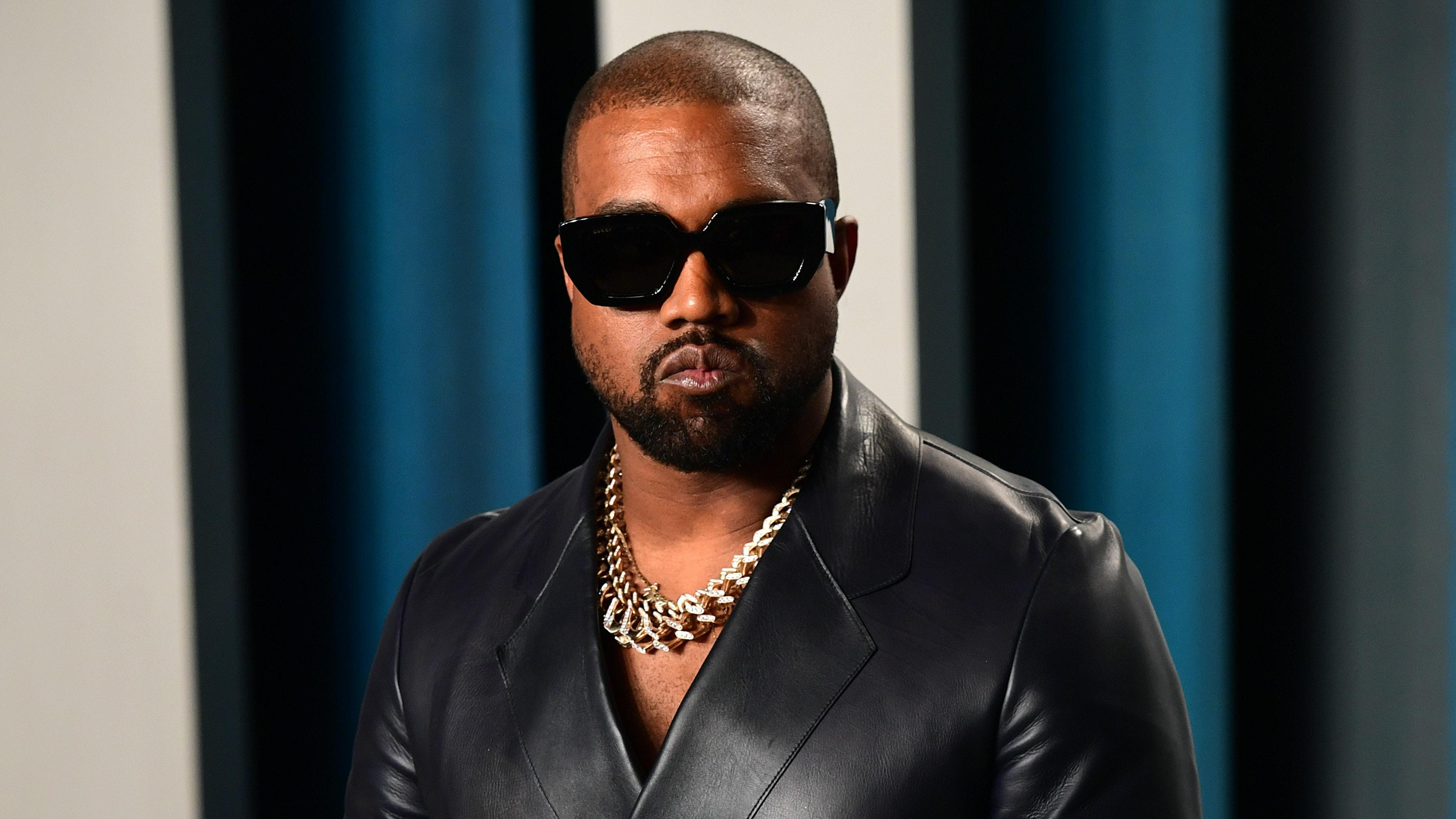 Kanye West appears to concede in presidential bid but launches Kanye 2024
