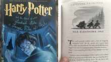 Harry Potter latest: New chapter created using only predictive text is now circulating the internet
