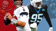 Foot US - NFL - NFL 2020-2021: Tampa Bay Buccaneers - Carolina Panthers en direct vidéo