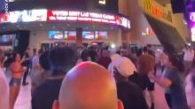 Las Vegas' Nobu Hotel at Caesars Palace reopens amid COVID-19 pandemic