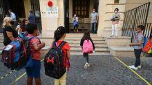 Coronavirus: l'Italie fait sa rentrée des classes ce lundi, six mois après leur fermeture
