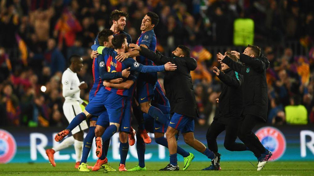 L'UEFA inflige une amende au Barça