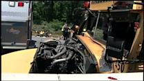 Lawsuit filed against bus company after I-64 crash
