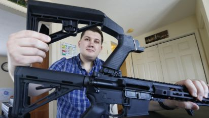 Bump stock owners face choice as ban looms