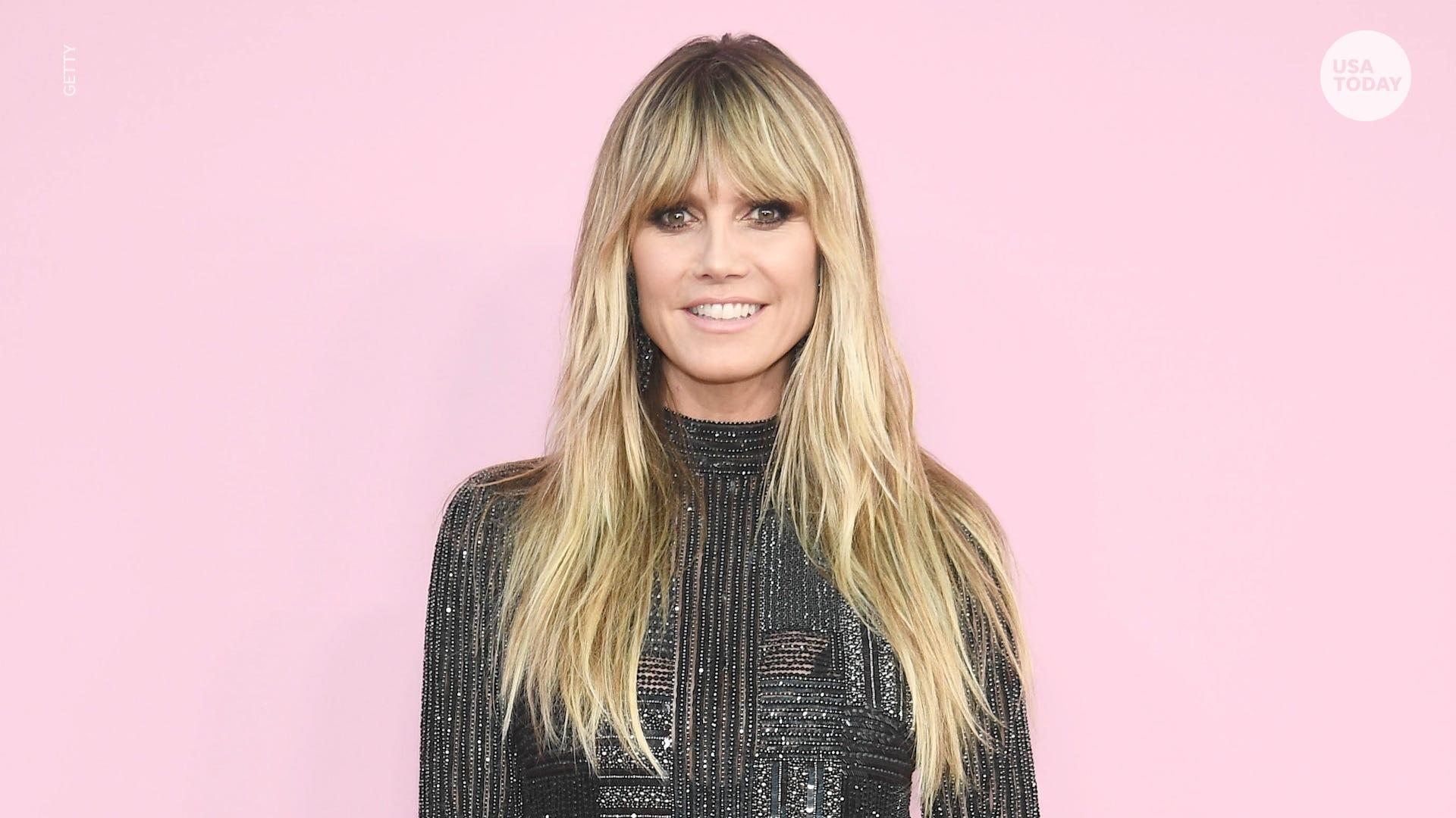 Halloween queen Heidi Klum teases this year's costume months in advance