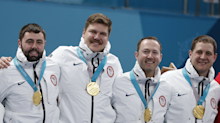 The 'Miracurl on Ice' US curling team were given the wrong medals during ceremony