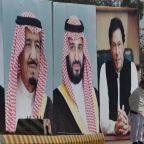 Saudi Arabia's Mohammed bin Salman heads to Pakistan on Asian diplomatic offensive