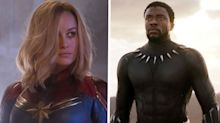 Disney CEO Bob Iger had to overrule Marvel execs to get 'Black Panther' and 'Captain Marvel' made
