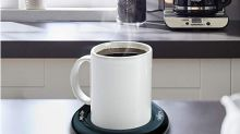 This electric warmer with nearly 10,000 near-perfect reviews will keep your cup of joe piping hot