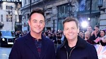 Ant and Dec up for 19th presenting gong at National Television Awards