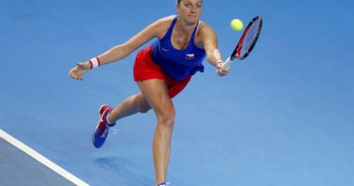 Tennis - WTA - Petra Kvitova espère être guérie pour jouer Roland-Garros