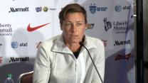 US Women's Team Talk FIFA & World Cup