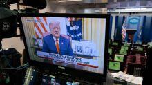 Dow Jones Up 130 Points As Stock Market Shrugs Off Trump Impeachment, Jobs Data