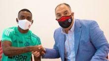 Em alta! Flamengo renova vínculo de Ramon, promessa da lateral esquerda