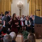 "Donald Trump Claims ""Hardship"" In CNN Suit To Restore Jim Acosta's WH Pass"