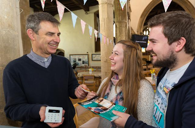 Now The Church of England takes Apple Pay and Google Pay