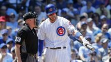 Kris Bryant's ejection set the tone for an angry Cubs/White Sox game