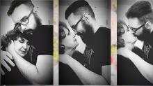 Man, 21, shares touching tribute to 74-year-old wife