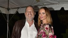Who is Harvey Weinstein's wife, Georgina Chapman?