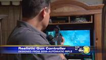 Rifle for gaming stirs up controversy
