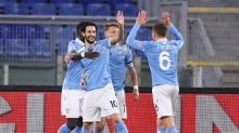 Luis Alberto double inspires Lazio to Rome derby win