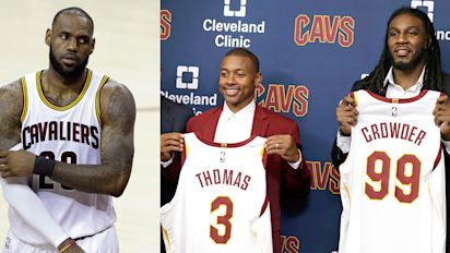 Season preview: Nothing certain for Cavaliers
