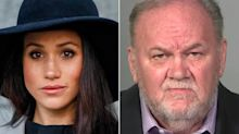 Thomas Markle 'Very Upset' About How Meghan's Being Portrayed Amid Rumored Kate Middleton Feud