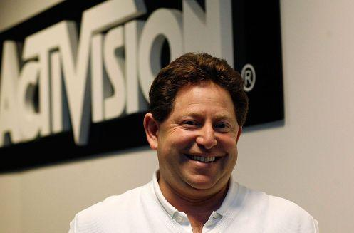 Activision Blizzard now free from Vivendi