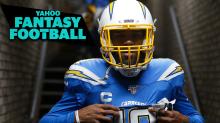 Fantasy Football Podcast: Keenan Allen gets SPICY