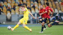 Ucrania le gana a España por Liga de Naciones; Alemania y Suiza empatan 3-3