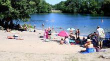 Gesundheit: Baden in Berliner Seen: Warnung vor Blaualgen und Zerkarien