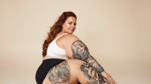 'You can dress it up, but I'm still gonna be fat': Tess Holliday breaks boundaries in new body positive beauty campaign