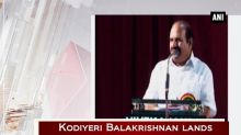 Kodiyeri Balakrishnan lands himself in controversy after accusing Indian Army of abduction and rape