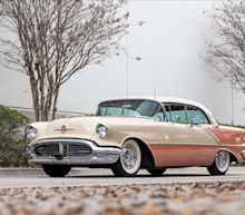 A Florida classic car dealer says 19 historic cars were stolen. 2 have already been recovered at seemingly random locations nearby.