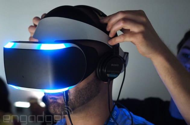 Sony already has over 30 Project Morpheus VR games in the works