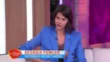 Model Georgia Fowler returns for third Victoria's Secret fashion show