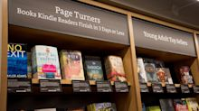 Amazon Books now open at Bethesda Row